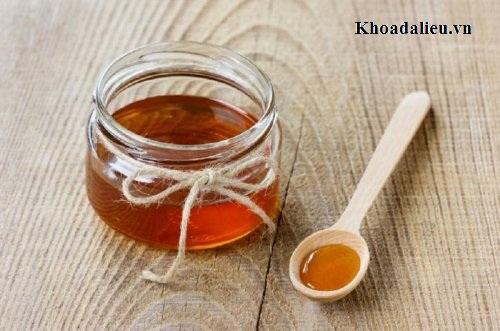 Các cách trị viêm da dầu ở mặt với mật ong